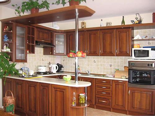 gt kuchnie klasyczne przyk�ady meble brzoz243w